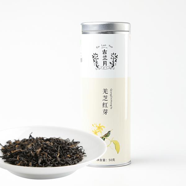 羌芝红芽(2017)红茶价格640元/斤