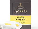 泰勒柠檬橙子味红茶包(2017)