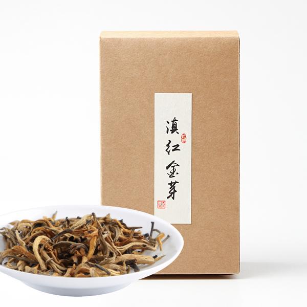 滇红金芽(2017)红茶价格345元/斤