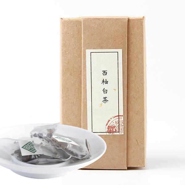 西柚白茶(2017)