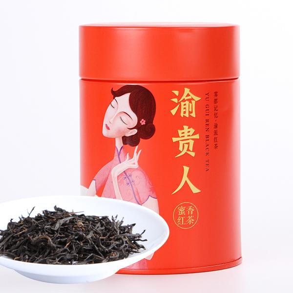 渝贵人蜜香红茶(2016)红茶价格567元/斤