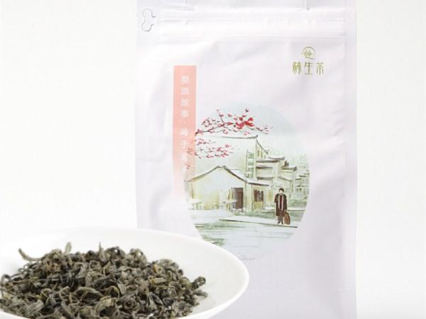 婺源林生茶(2017)绿茶价格140元/斤