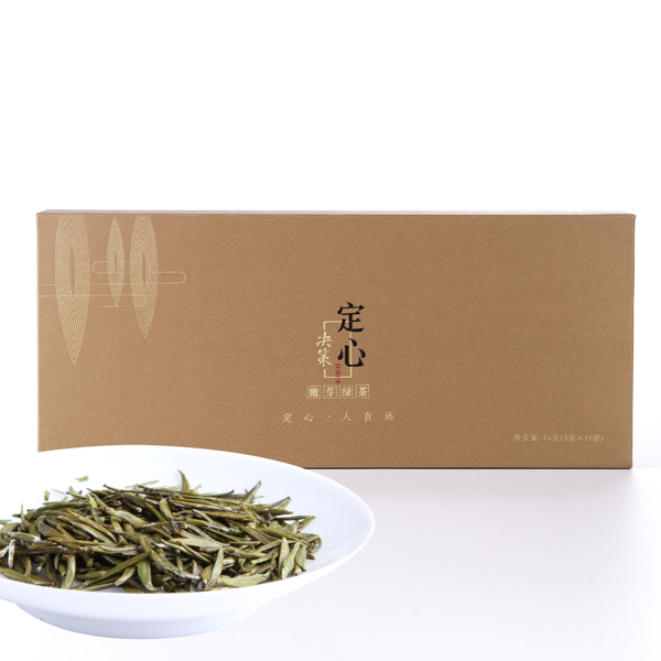 定心·决策(2017)绿茶价格13333元/斤