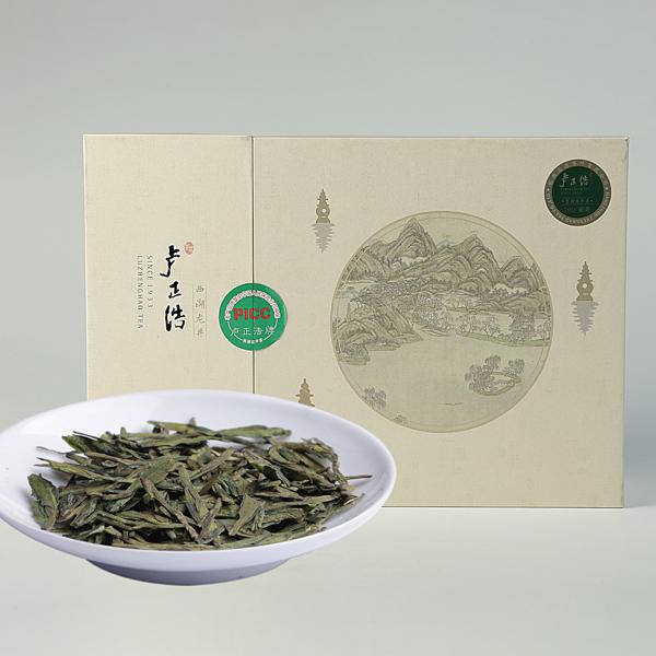 特级明前西湖龙井百年老树茶(2018)