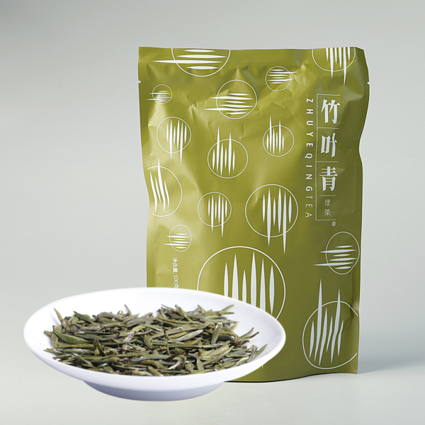 特级竹叶青绿茶(2018)