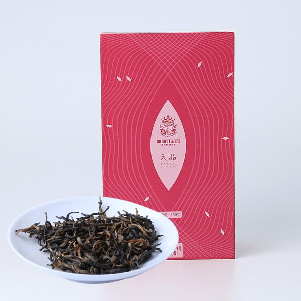 有机生晒红茶(2016)