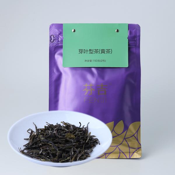 芽叶黄茶(2018)