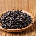 碎茶,含梗亮高,有单片。红褐较亮。干闻有明显糊味。