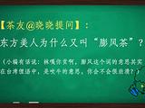 """【茶友问答No.38】东方美人为什么又叫""""膨风茶""""?"""
