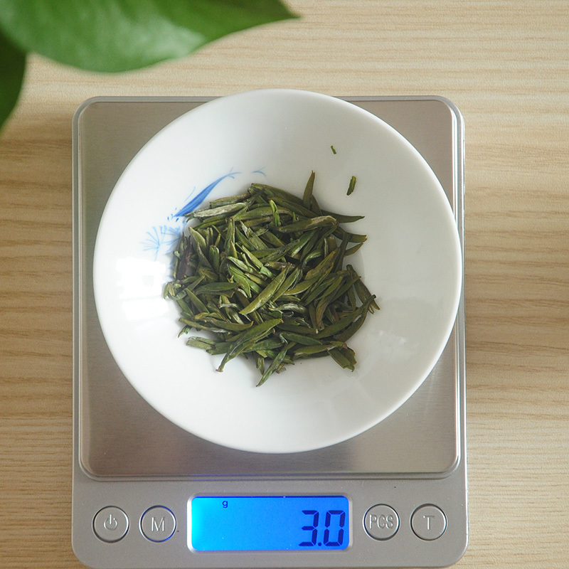 【试用报告】高性价比的大师制茶——王国才 峨眉雪芽雀舌