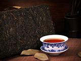 夏天,泾阳茯茶放凉喝,感觉更好哦!