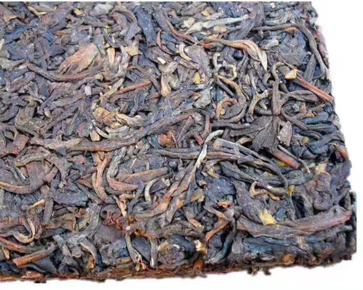 早些年的茶真是茶