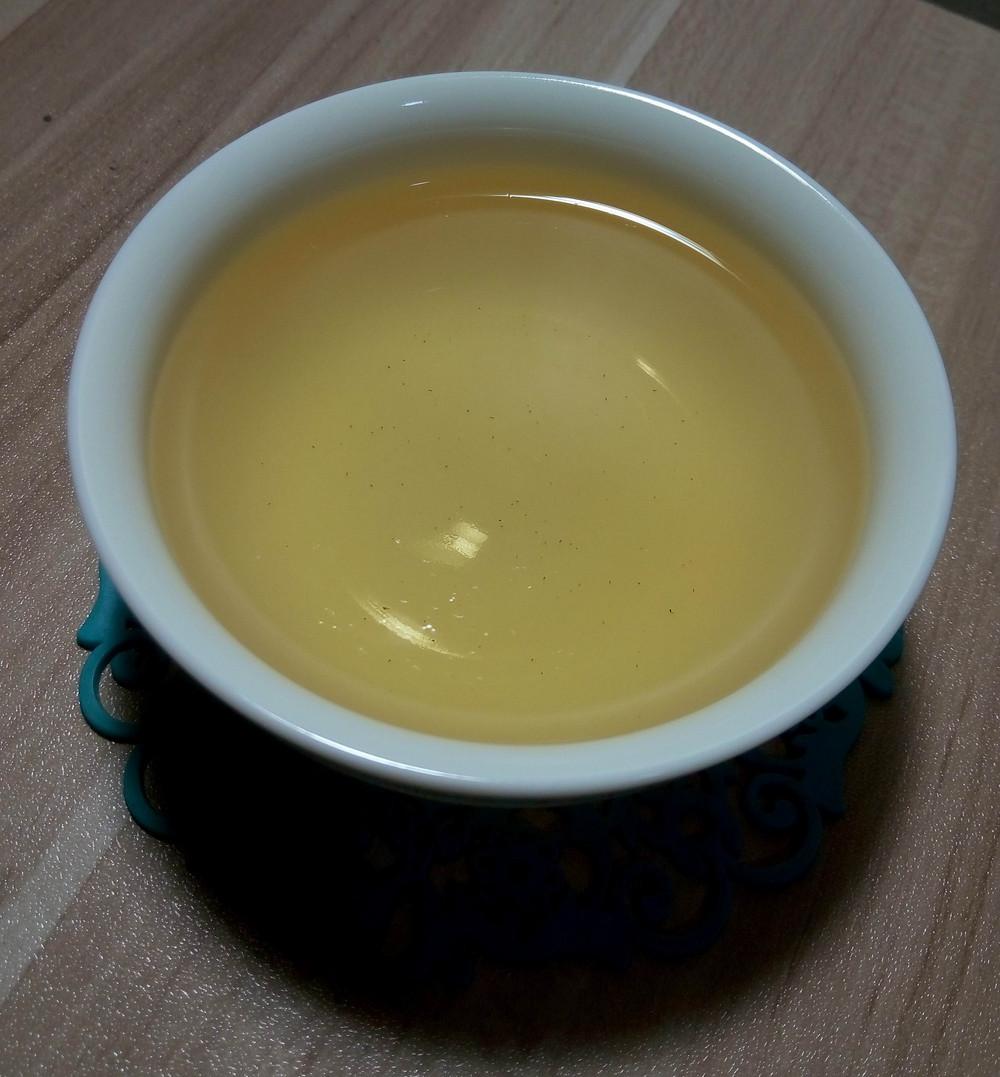 【试用报告】二三两丙申白露饼 一款小清新的白茶