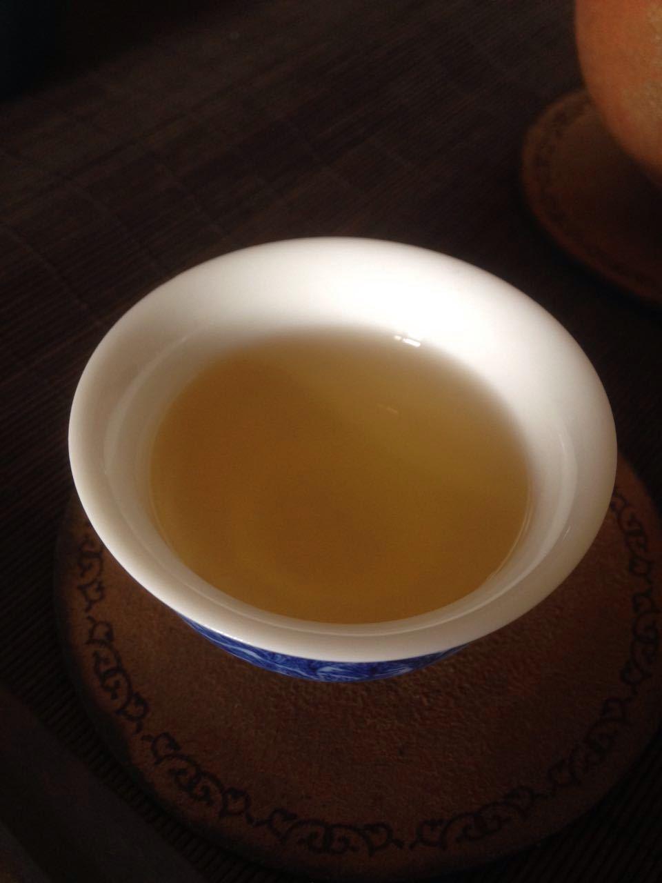 【试用报告】2017牛栏坑肉桂·走水焙茶样
