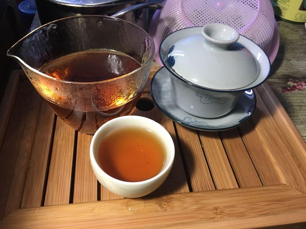 【茶语试用中心第21期】市集爆款 蜜甜香高单丛红茶