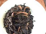 [晒茶]陈皮普洱