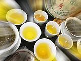 """【晒茶记】""""陈升号""""和""""陈升福元昌""""两个鸡饼的对比"""