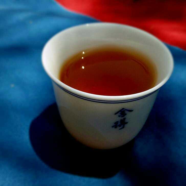 """岩茶之""""甘""""与活。"""
