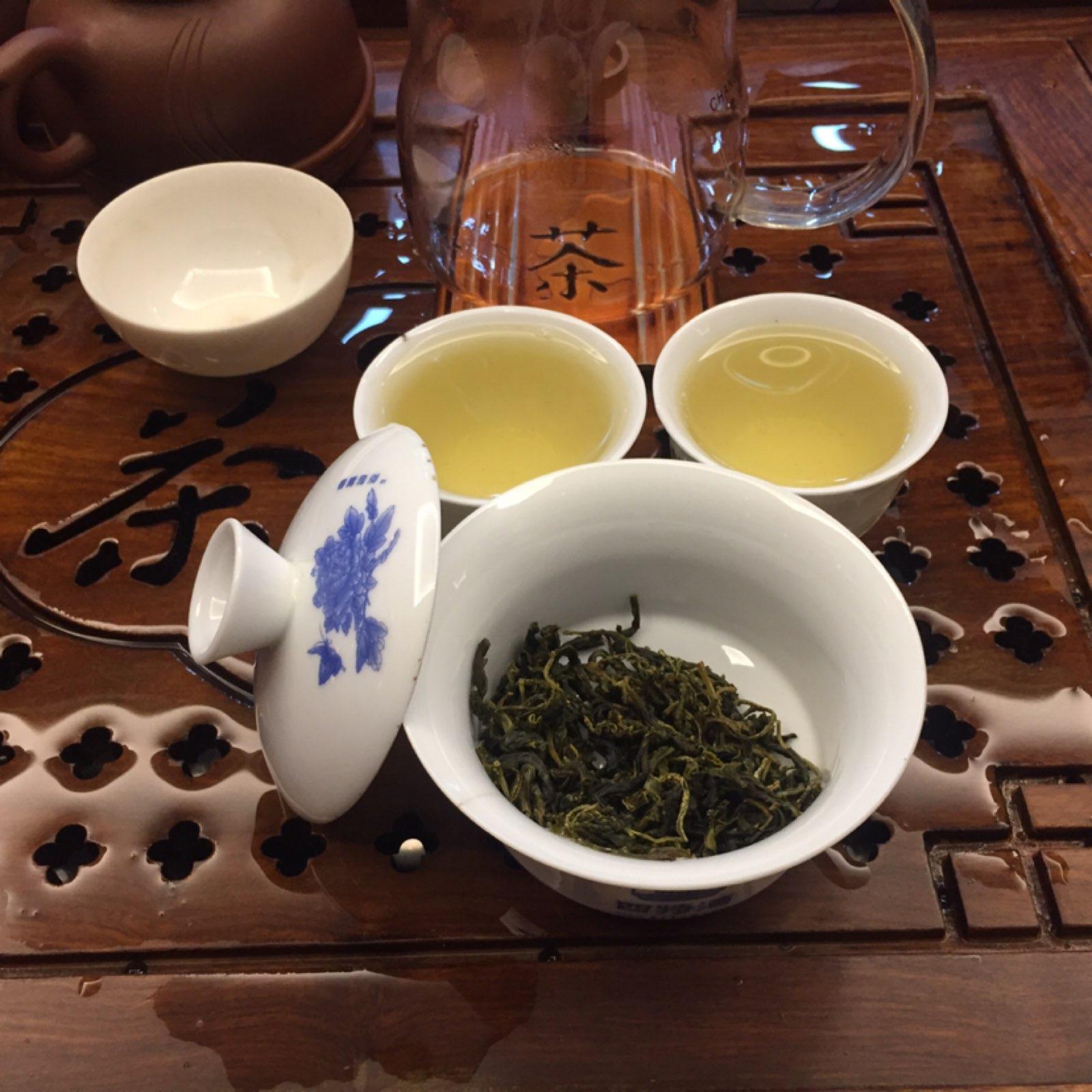 山间云尖芽茶
