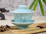 为何历来认为好茶都是用陶瓷盖碗冲泡?