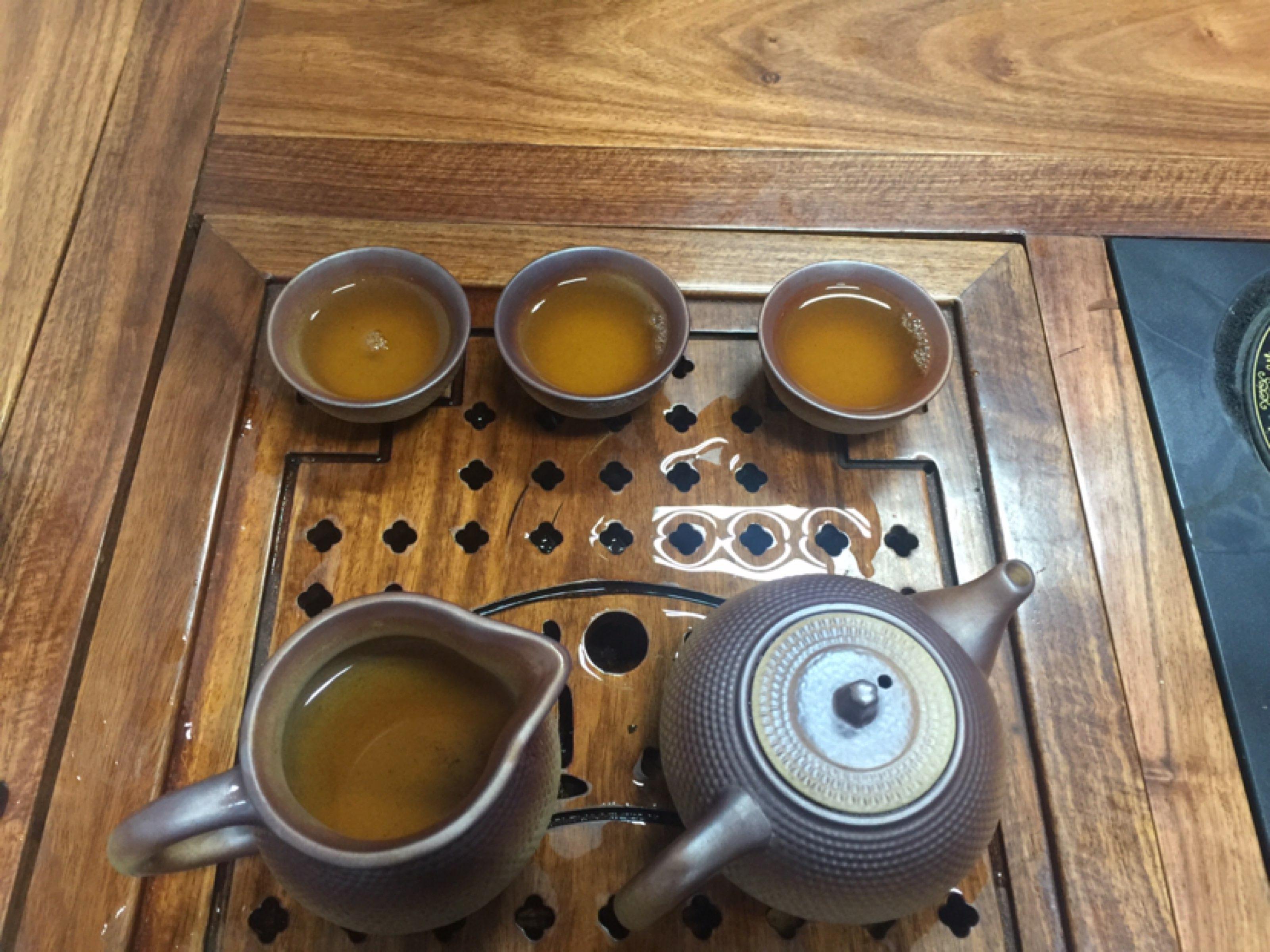 中国茶艺公选课——千两茶