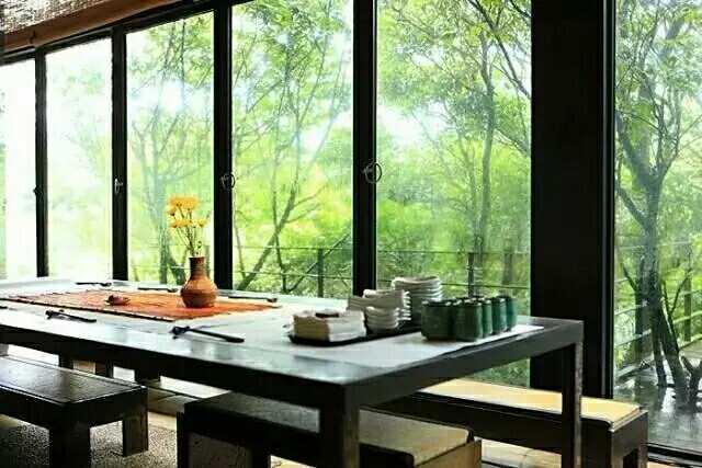 寻一方庭院,读书烹茶
