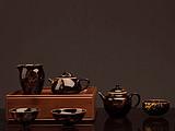 瓷苑娇姝东方黑——瓷工巧匠玳瑁釉