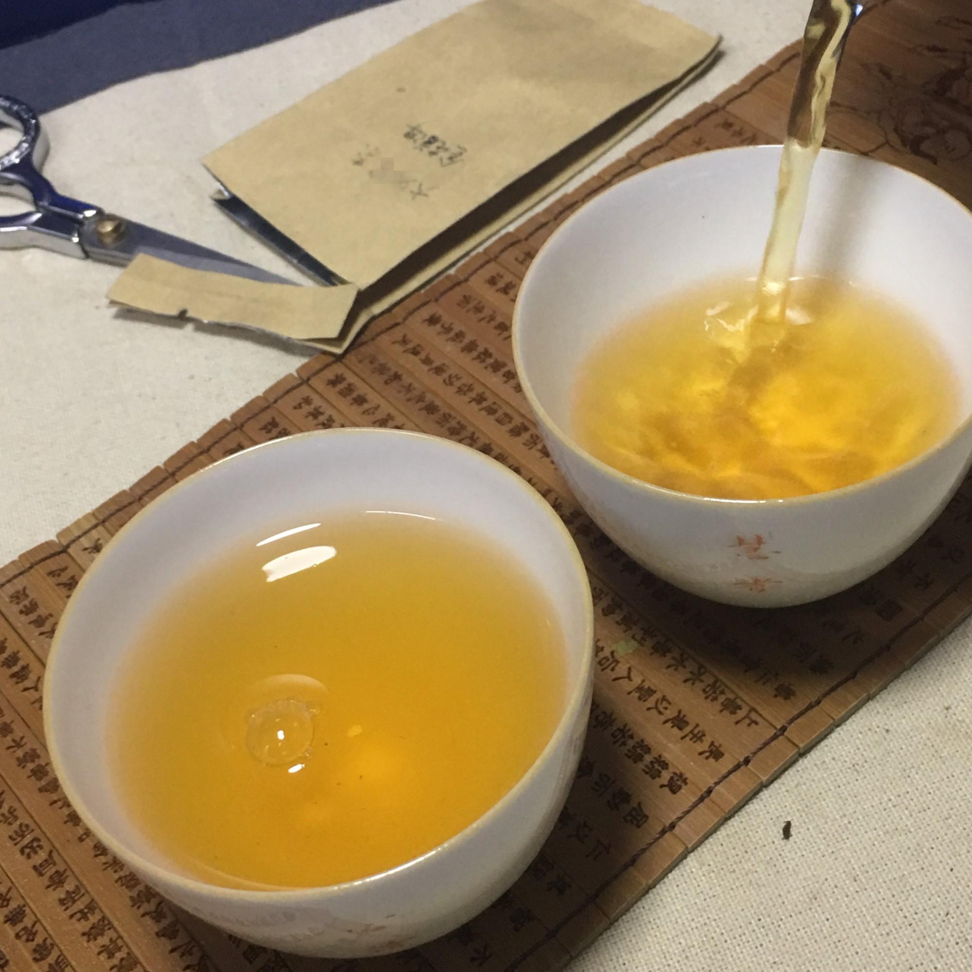 【晒茶记】说好的金花呢?