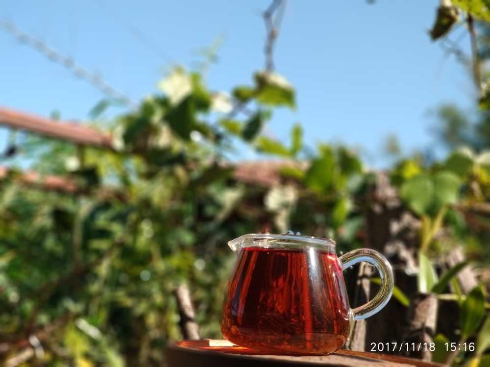 12月的红茶