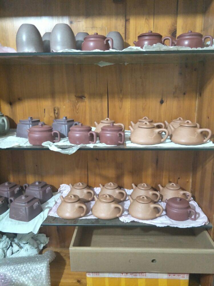 你在找紫砂壶吗?