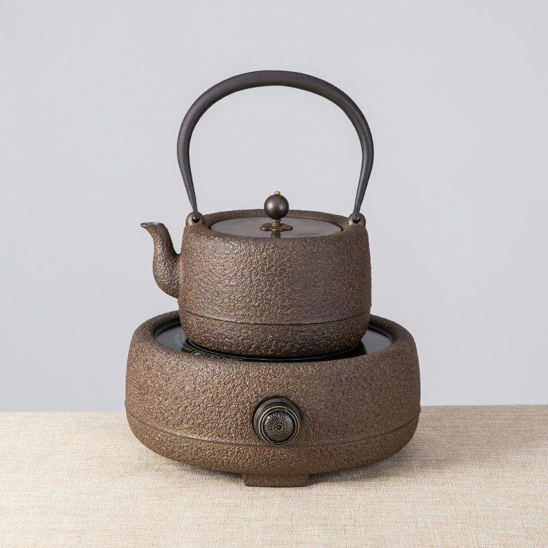 泡茶时候最好的煮水茶器是什么?