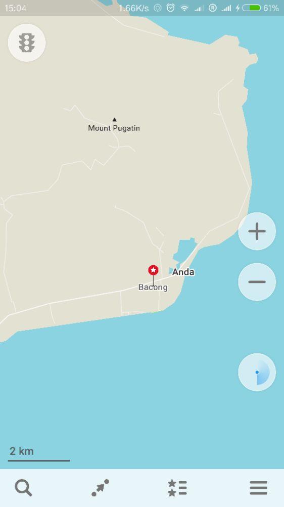 【64天】意外发现,安达海滩