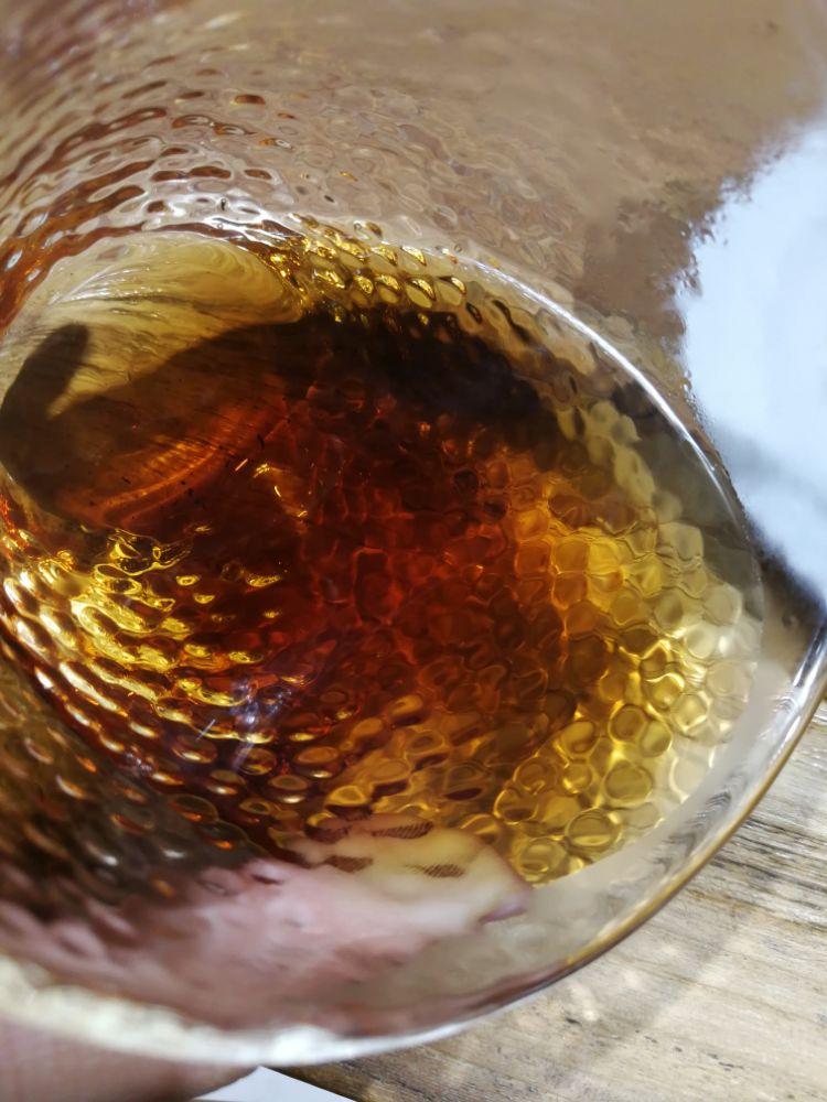 复培12年大红袍16年初复培后第一次喝