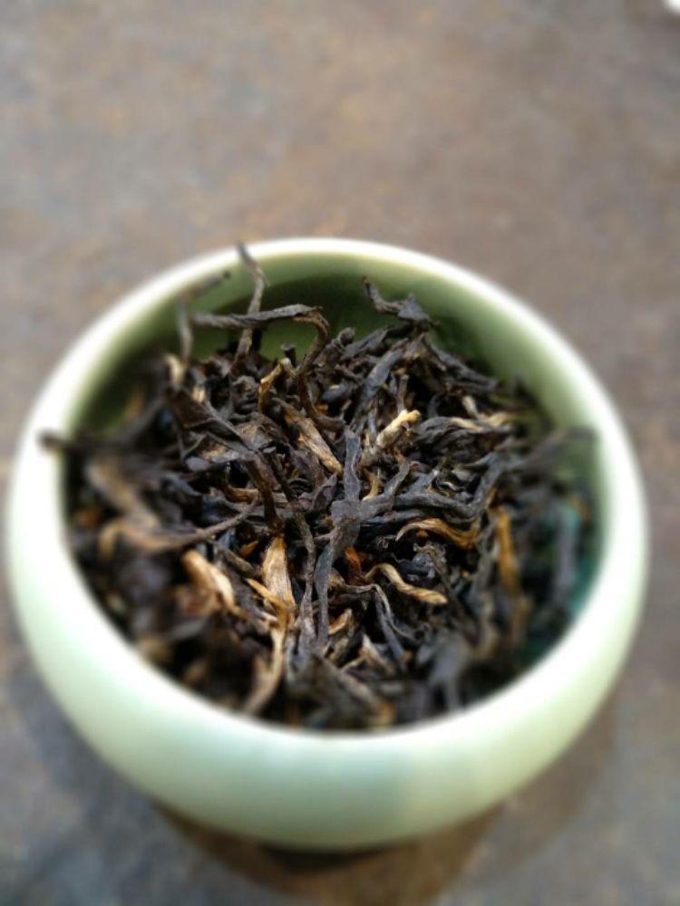 父亲做的一款佛手红茶,有上海的茶友可以一起来品尝哦