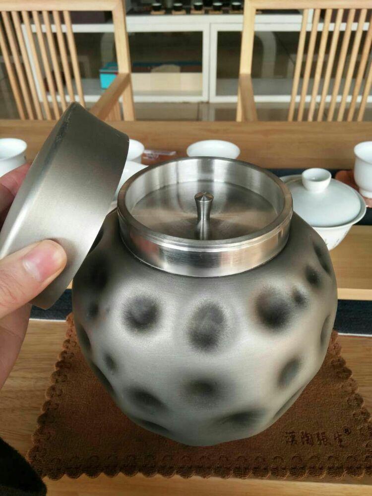 解答大家对锡茶叶罐的误区