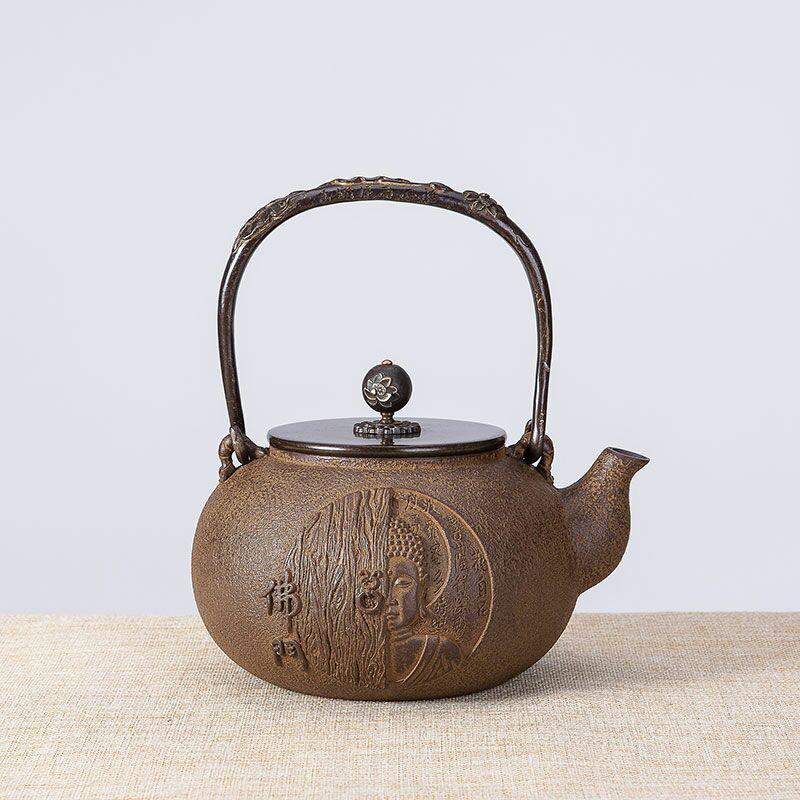 老铁壶和新铁壶究竟有什么区别?