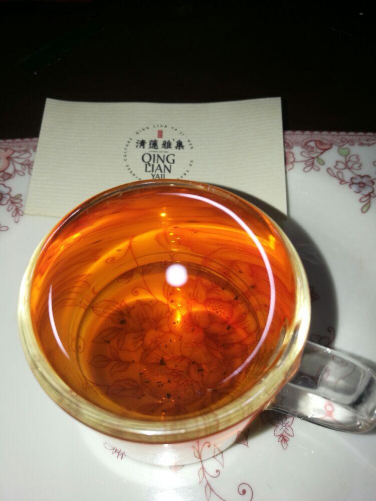 【晒茶记】品尝清莲雅集的朱肉