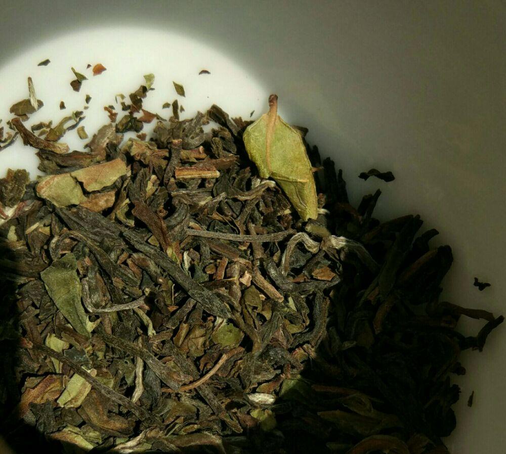 【晒茶记】一款不错的大吉岭
