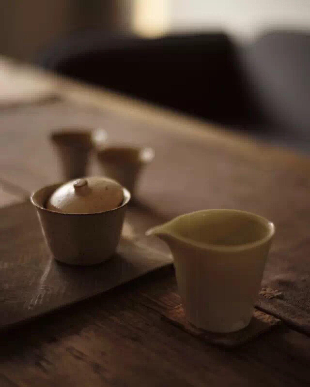 茶如知己,无声却也多情