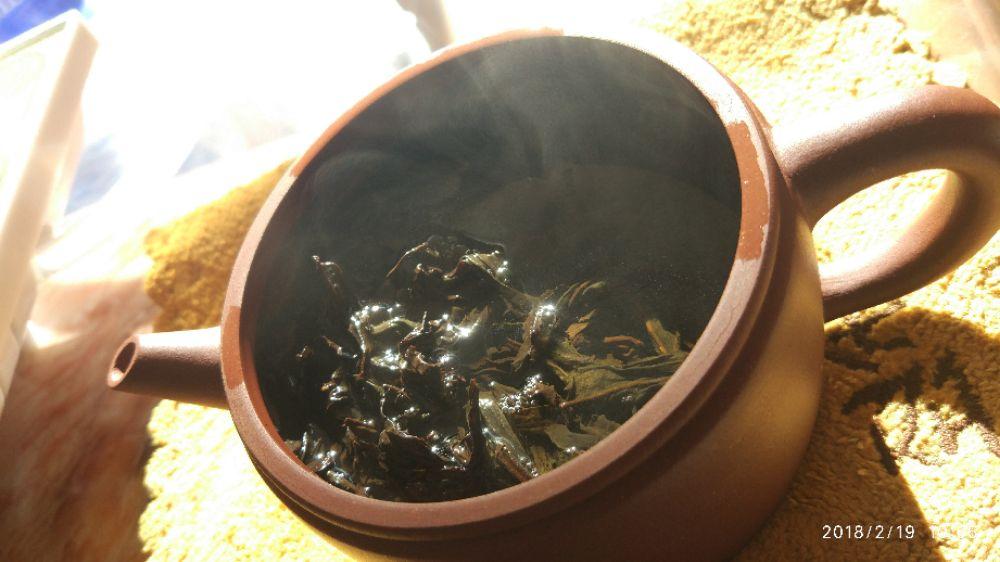 【我茶之我鉴】奇兰岩茶
