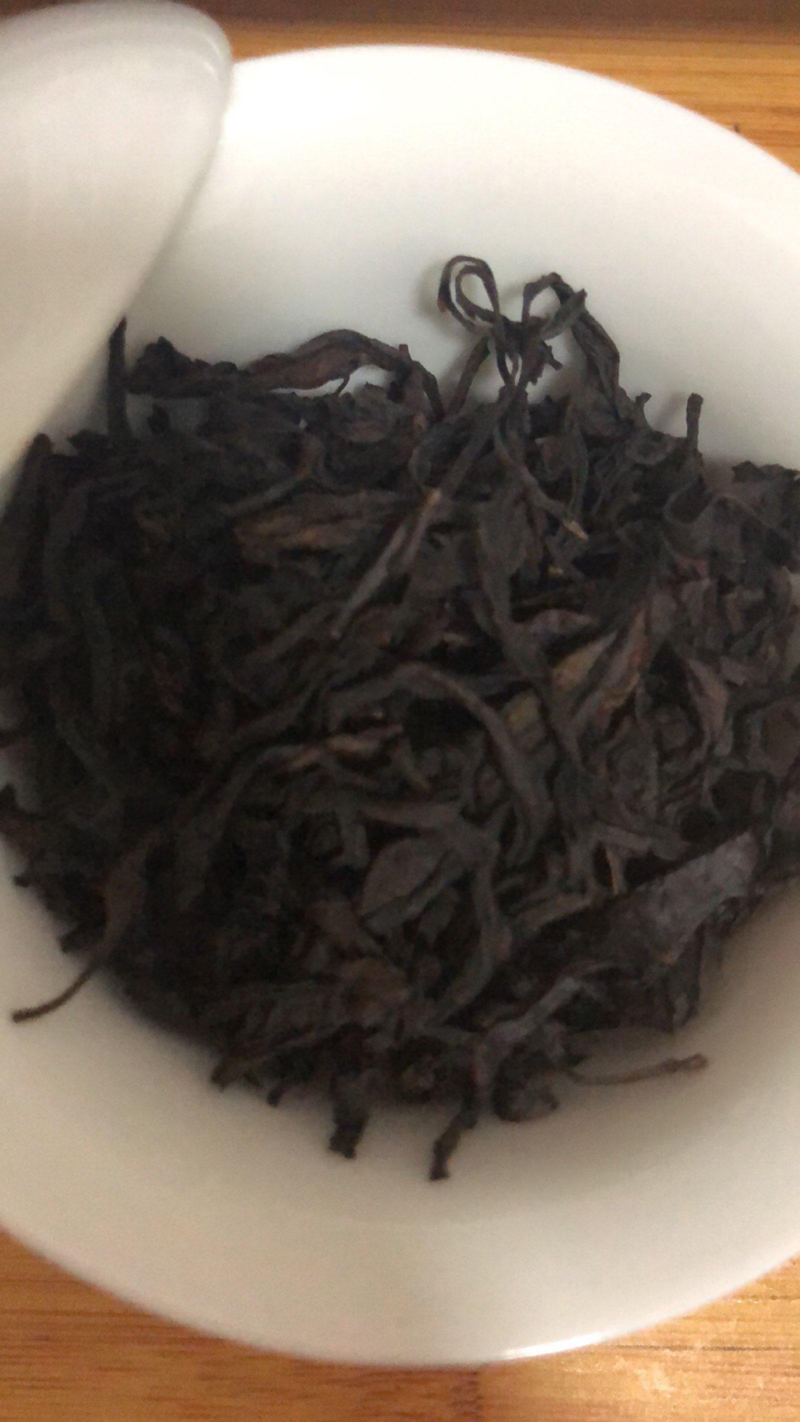 这个免费送的茶样怎么样?