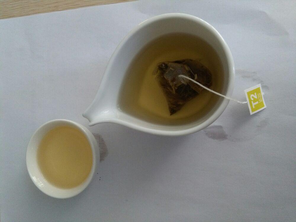朋友寄过来的澳洲茶T2