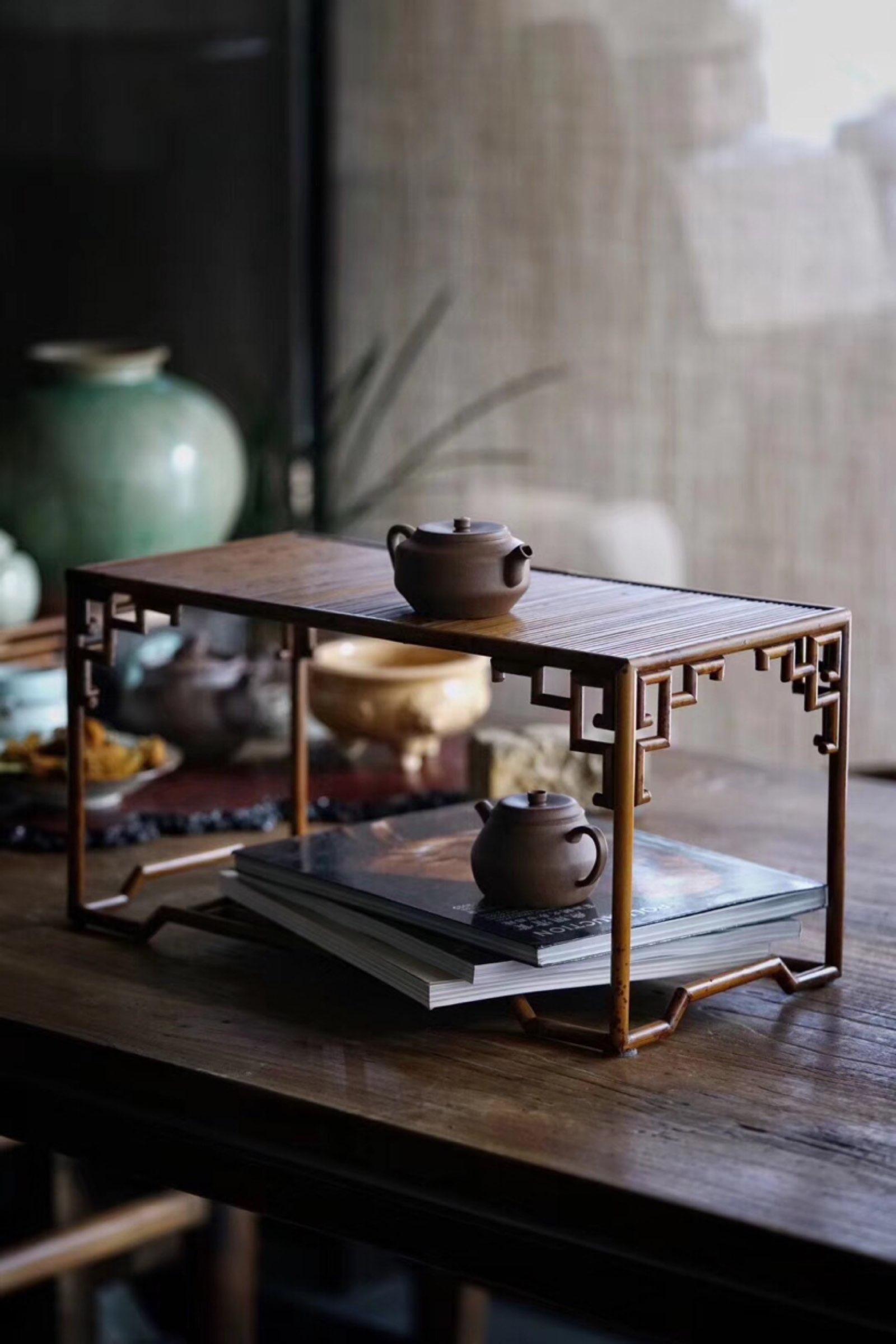 茶室怎能无湘妃