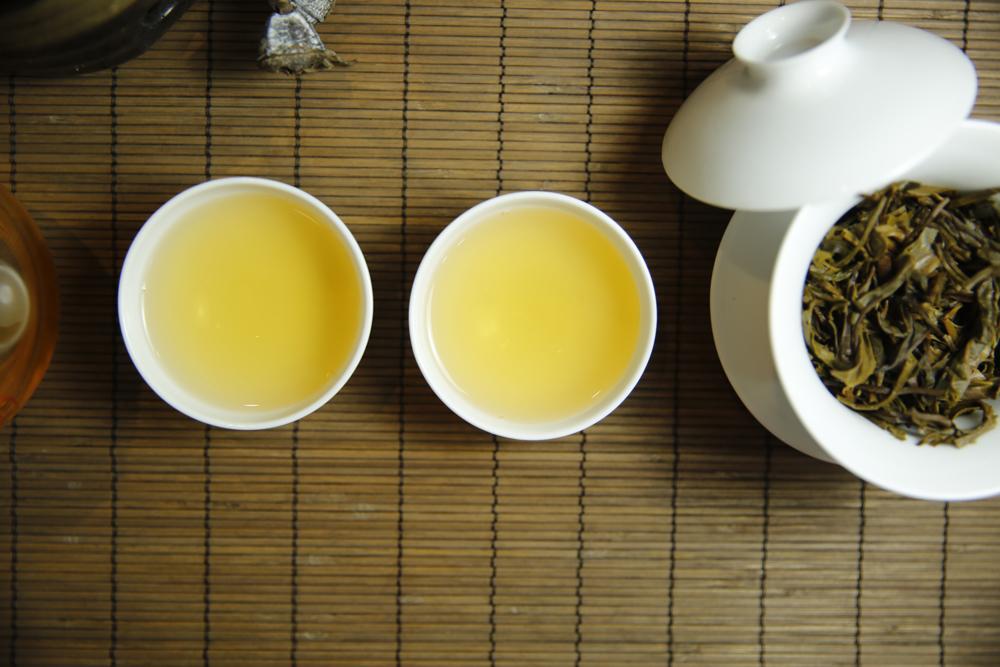 纠结:这款茶究竟应该观看还是品饮?