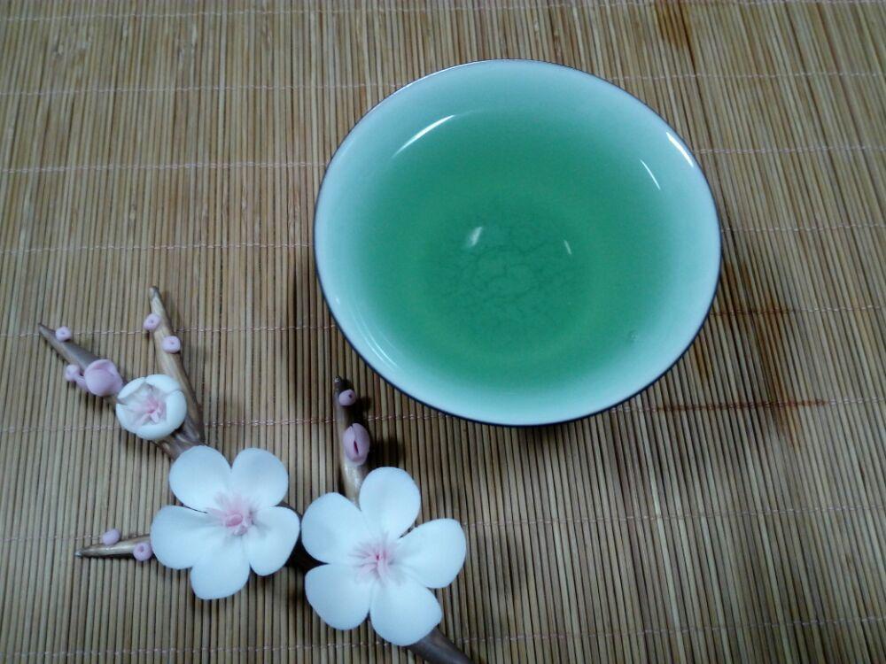 安吉白茶 ——甜润鲜爽