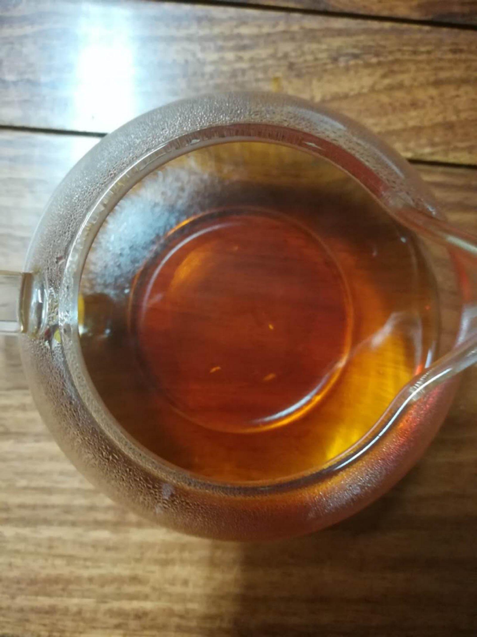 中国茶艺课—品竹叶青红茶