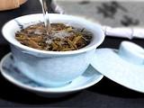 讲究人的洗茶