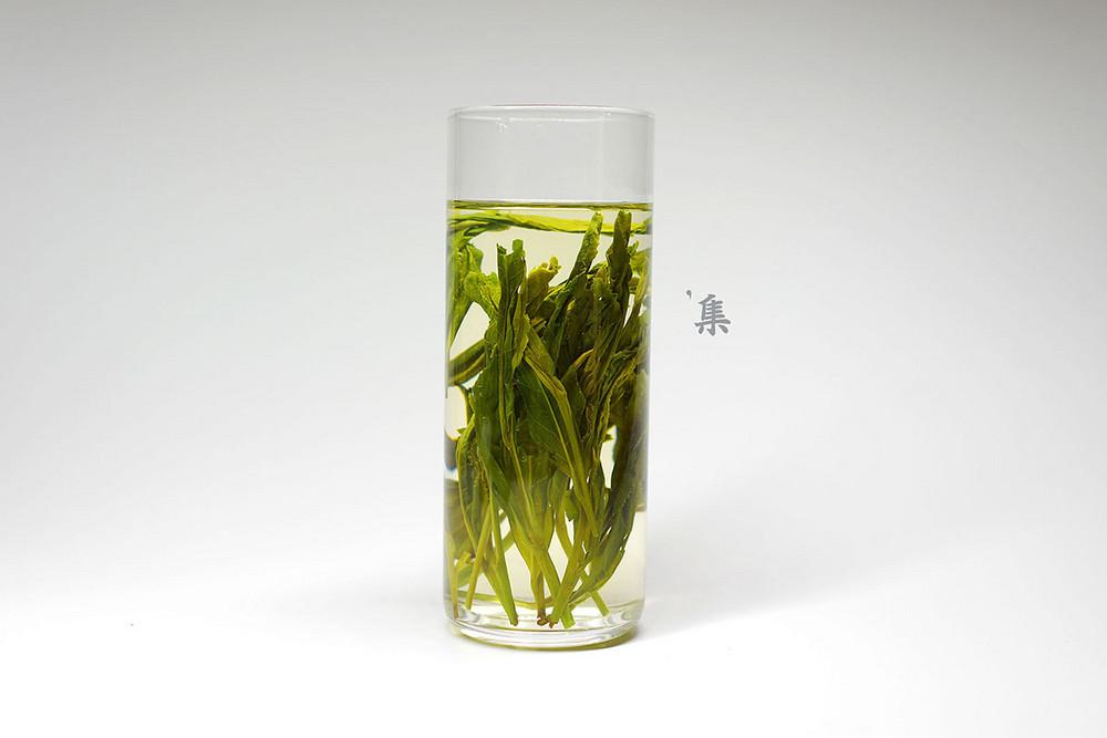 传递一杯茶的美好。核心原产地太平猴魁。