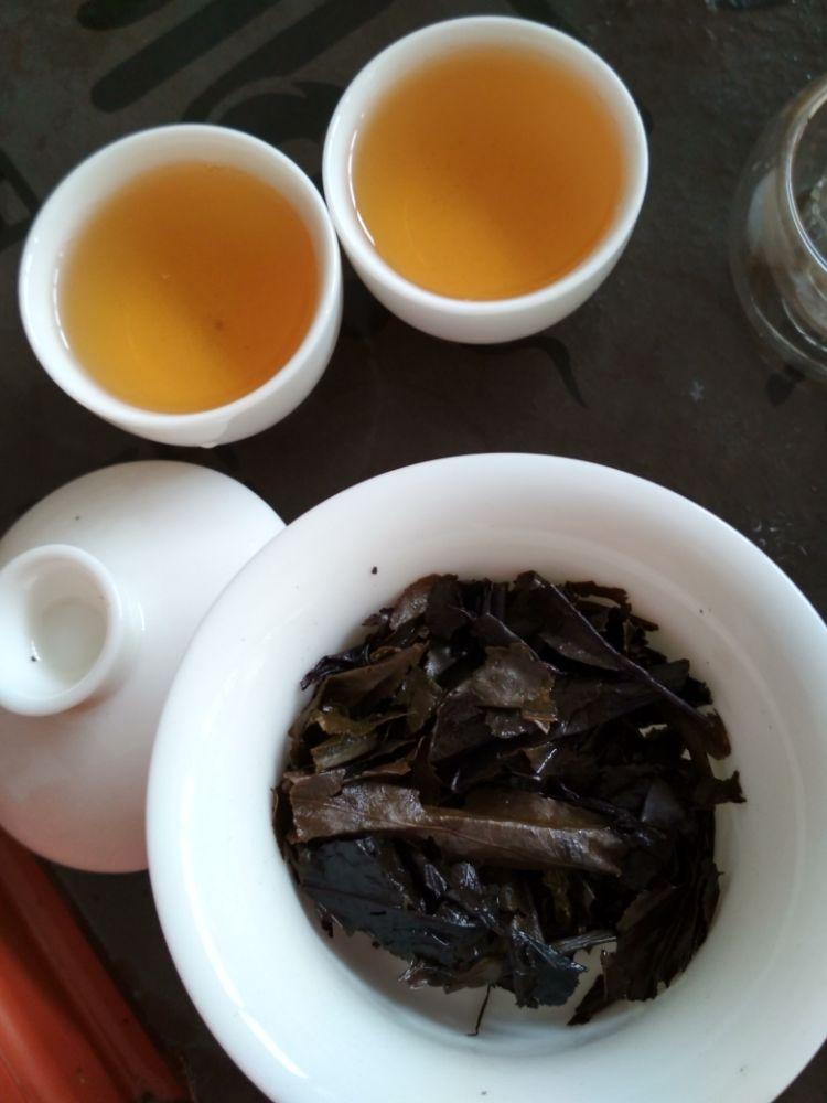 安化农家千两茶