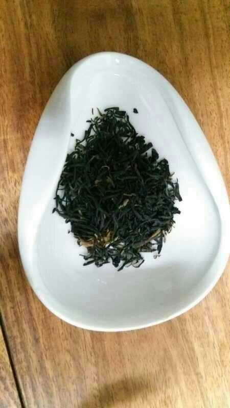 中国茶艺公选课——栀子花茶&熟普&凤凰单丛